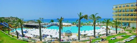 5* Acapulco Spa Resort and Hotel, Kyrenia