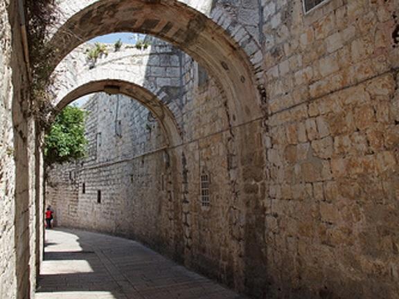 armenian quarter