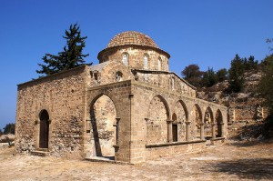 Antiphonitis Antiphonitis Monastery North Cyprus