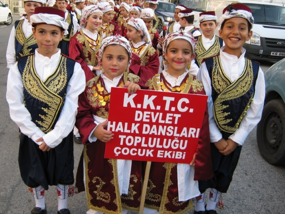 Turkish Cypriot Children