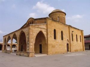 St. Mamas Church | Guzelyurt