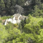 Ruins of the Monastery of Sourp Magar (Armenian)