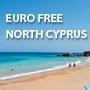 Turkish North Cyprus is outside the EURO ZONE!