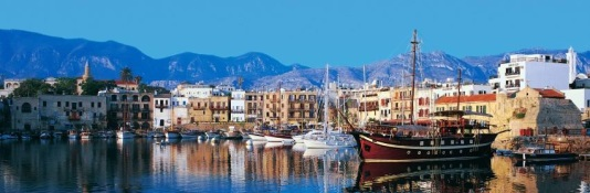 North Cyprus - Destination Kyrenia!