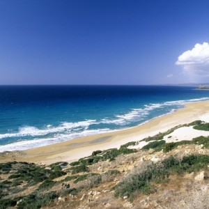 Karpaz Beach North Cyprus