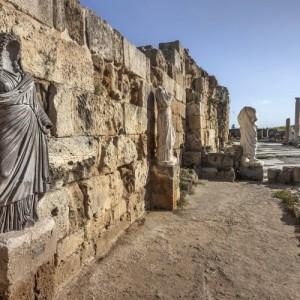 Salamis in Famagusta