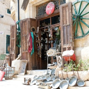 North Cyprus Traditional Shop