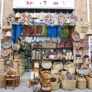 North Cyprus Traditional Shop